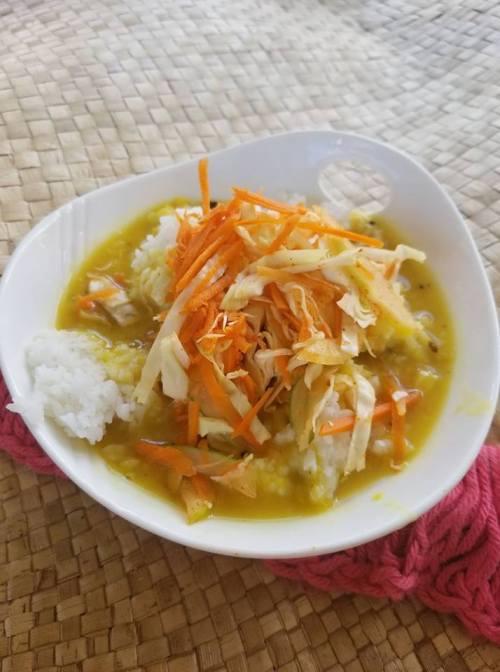 Curry Fiji