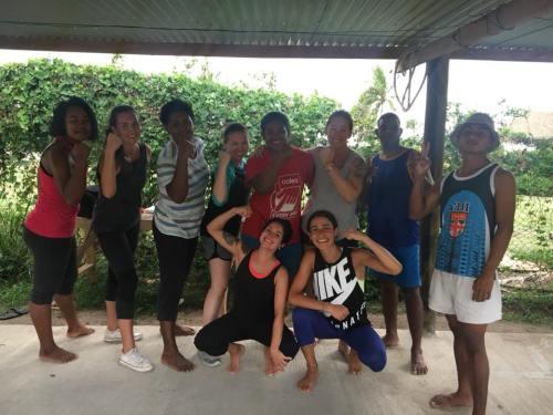 Workout Fiji